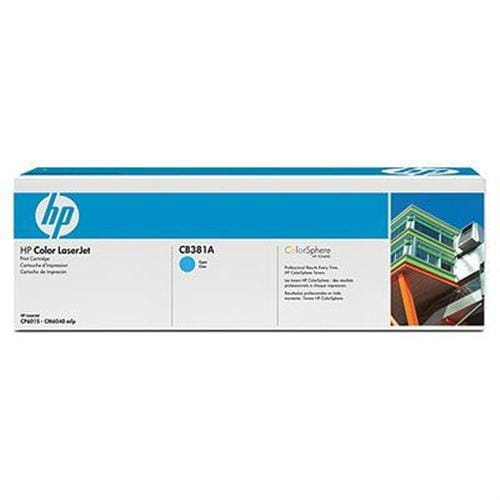 Toner HP CB380A Black Print Cartridge