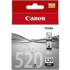 Kazeta CANON PGI-520PGBK black MP 540/620/630/980, iP 3600/4600