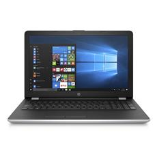 HP 15-bw005nc, A6-9220 DUAL, 15.6 HD ANTIGLARE, 4GB DDR4 1DM, 128GB SSD, DVD-RW, W10, NATURAL SILVER