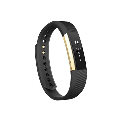Fitbit Alta Gold Black - Large
