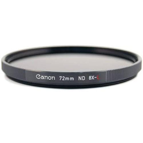Canon LENS FILTER ND8-L 72MM