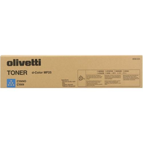Toner OLIVETTI B0536 d-Color MF 25 cyan