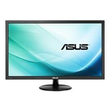 "Monitor ASUS VP228H 22""W LCD LED 1920x1080 Full HD 100mil:1 1ms 250cd HDMI D-Sub DVI repro čierny"