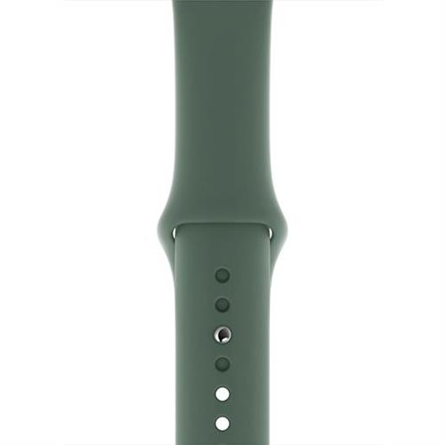 Apple Watch 44mm Pine Green Sport Band - S/M & M/L