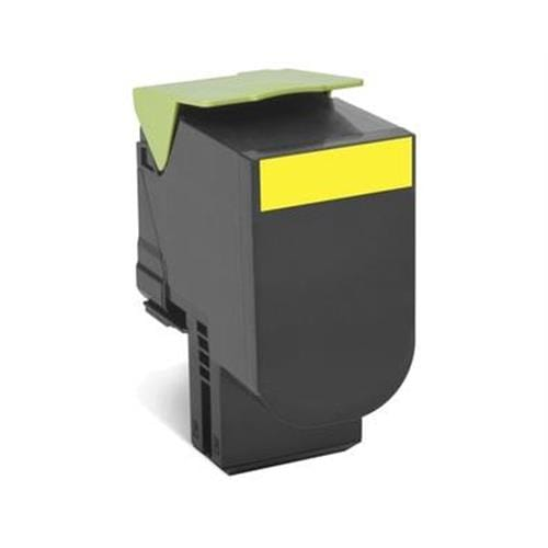 Toner LEXMARK CX510  802XY 4K YELLOW