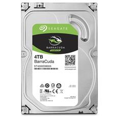 HDD 4TB Seagate BarraCuda 256MB SATAIII 5400rpm 2R