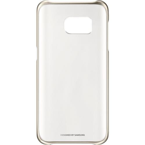 Samsung Clear Cover pre S7 (G930) Gold