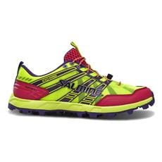 SALMING Elements Shoe Women Safety Yellow/Pink 4 UK
