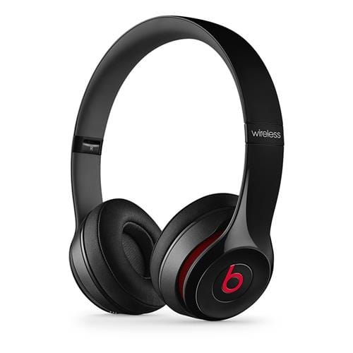 Apple Beats Solo2 Wireless Headphones - Black