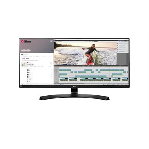 Monitor LG 34UM88-P, 34UW, IPS, LED, 3440x1440, 1M:1, 5ms, 300cd, 2xHDMI, DP, 2xTB, HAS, repro