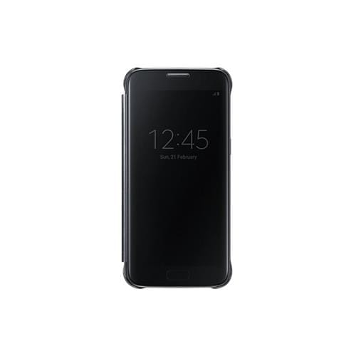 Samsung Clear View Cover pre S7 (G930) Black