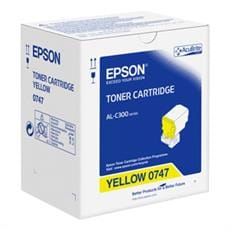 Toner EPSON Workforce AL-C300 yellow (8.800str.)