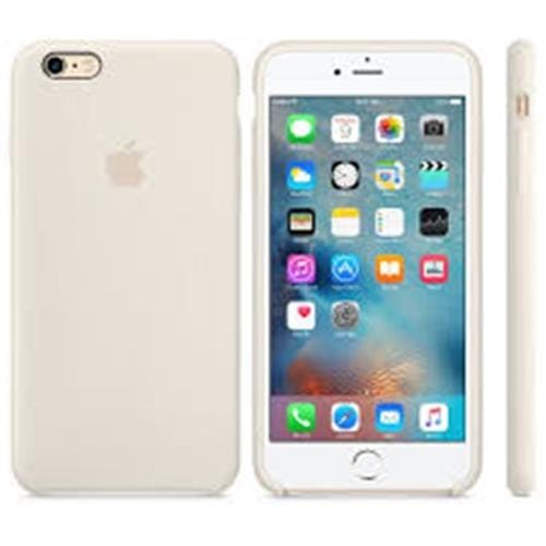 Apple iPhone 6S Plus Silicone Case Antique White