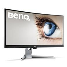 Monitor BenQ EX3501R, 35'', LED, WQHD, VA, HDMI, DP, USB, HDR