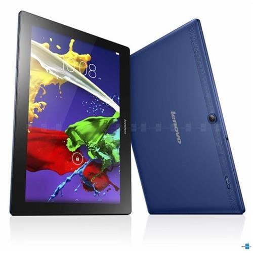 "Tablet Lenovo IP Tab 2 A10-70 MT8165 1.5GHz 10"" FHD touch 2GB 16GB WL BT CAM Android 4.4 modry 1y MI"