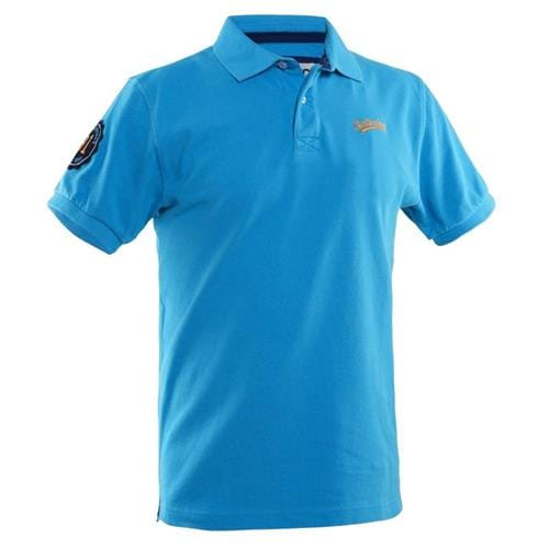 SALMING Original Polo Men Turquioise XL
