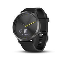 GARMIN Smart hodinky Vívomove HR Sport Blk L 822c5f48f99