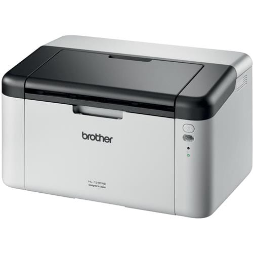 Tlačiareň Brother HL-1210WE, 20ppm, USB, WiFi