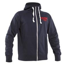 SALMING Core Hood Men JR Navy Blue 140