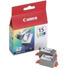 Kazeta CANON BCI-15C color i70/i80 (2ks)