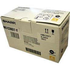 toner SHARP MX-C30GTY Yellow MX-C250/C300/C301, MX-C300PE