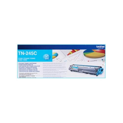 Toner BROTHER TN-245 Cyan HL-3140CW/3150CDW/3170CDW, DCP-9020CDW, MFC-9140CDN