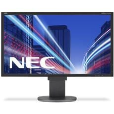 "Monitor NEC EA224WM, 22"", LED, IPS, 1920x1080, 1000:1, 14ms, 250cd, D-SUB, DVI, DP, HDMI, USB, pivot, čierny"