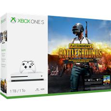 XBOX ONE S 1 TB + PlayerUnknown's Battlegrounds (PUBG)