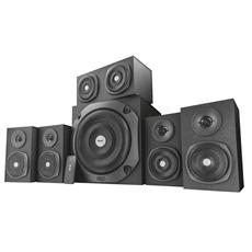 Zvuk. systém TRUST Vigor 5.1 Surround Speaker System for PC - Black