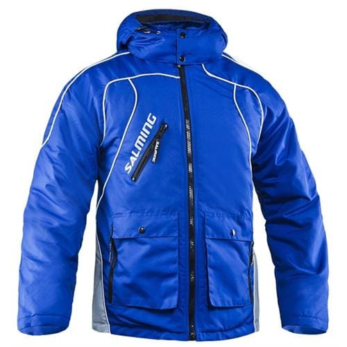 SALMING Boberg Thermo Jacket, Blue, 140
