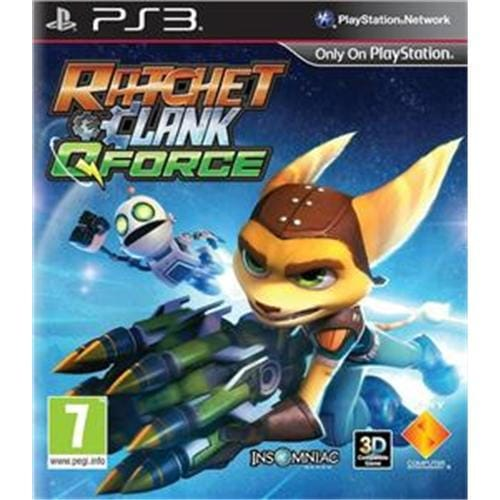 PS3 hra - Ratchet & Clank: Q-Force