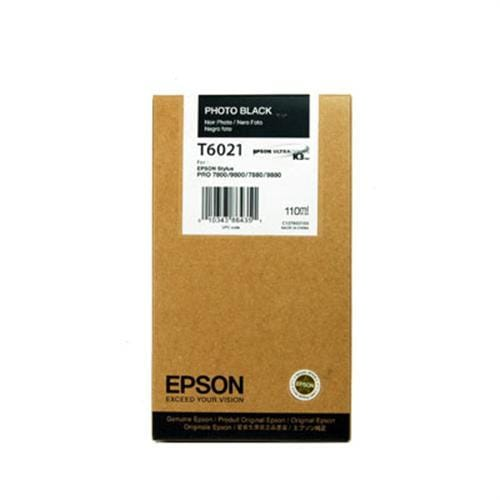 Kazeta EPSON Singlepack photo black 110ml