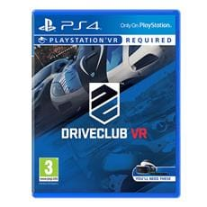 PS4 VR hra - DriveClub VR