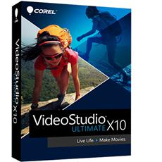 VideoStudio Pro X10 Ultimate ML EU