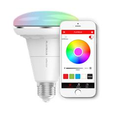 MiPow Playbulb Reflector smart LED Bluetooth žiarovka