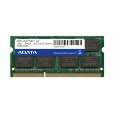 SO-DIMM 8GB DDR3 1600MHz CL11 ADATA
