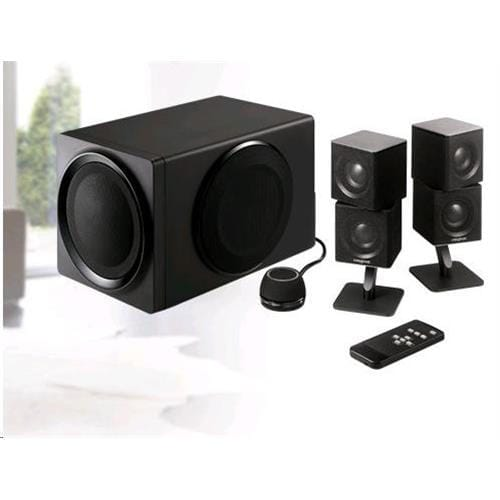 Reproduktory Creative ZiiSound T6 II., wireless bluetooth, 2.1