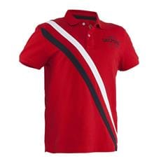 SALMING Ivy Polo Men Red L