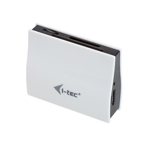 i-Tec USB 3.0 All-in-One Reader White - Extreme (SDXC ready)