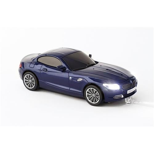 Myš CLICK CAR MOUSE BMW Z4 deap seas blue (USB wired)