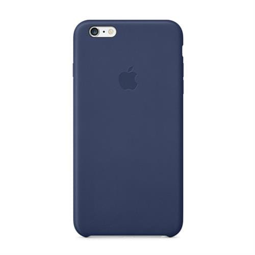 Apple iPhone 6 Plus Leather Case - Midnight Blue
