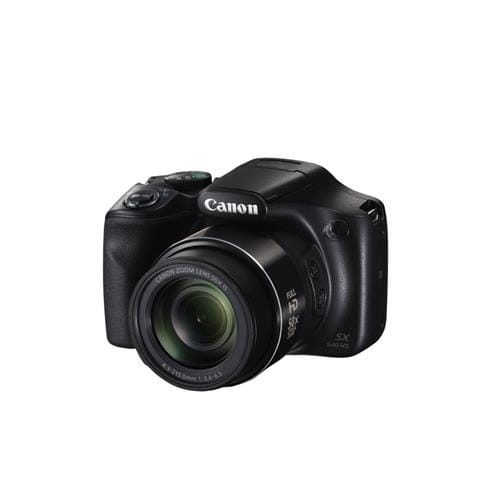 Fotoaparát Canon PowerShot SX540 HS, Black - 20MP, 50x zoom, 24-1200mm, 3LCD