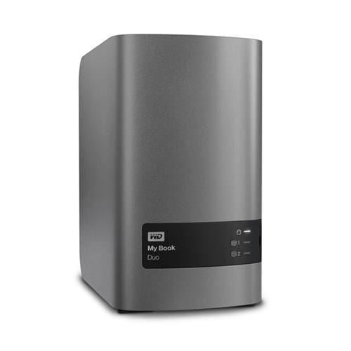 Ext. HDD WD My Book Duo 16TB, 3.5'', USB 3.0