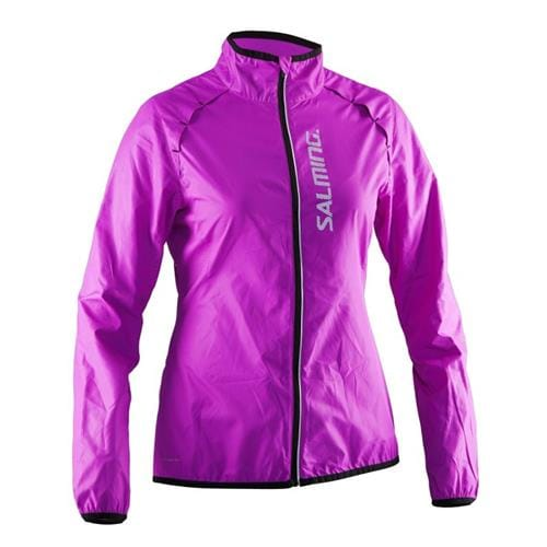 SALMING Running Ultralite Jacket Women Purple L