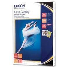 Papier EPSON S041944 Ultra Glossy Photo 13x18, 50ks