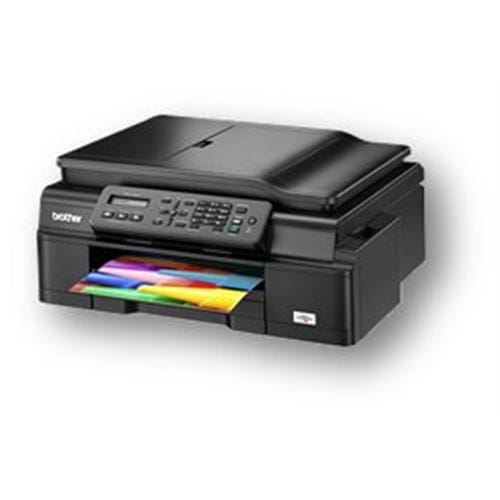 MFP atrament BROTHER MFC-J200 - P/C/S, Fax, ADF, WiFi