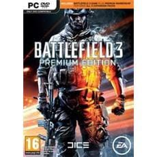 PC hra - Battlefield 3: Premium Edition