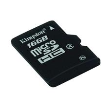 Kingston 16GB Micro SDHC Class 4 (bez adaptéra)