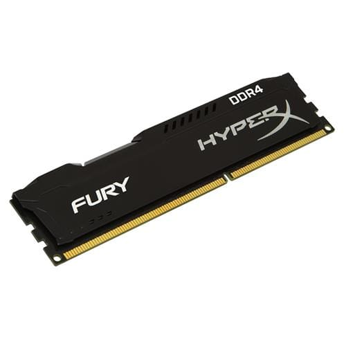 Kingston 4GB DDR4-2400MHz CL15 HyperX FURY