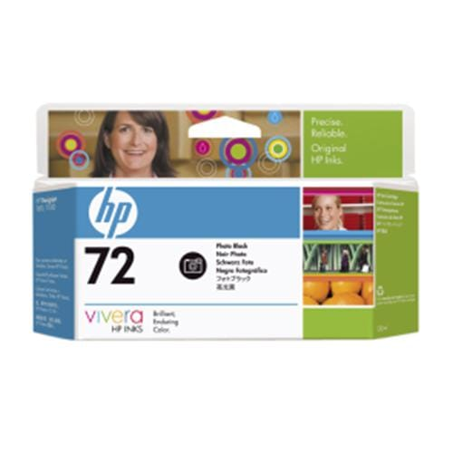 Kazeta HP HPC9370A No. 72, Photo Black, 130 ml, Vivera